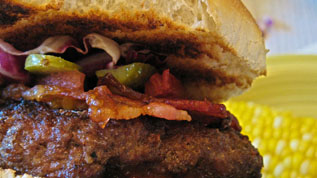 Hamburger Front Page